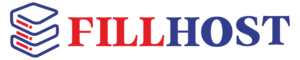 FillHost Logo No Caption